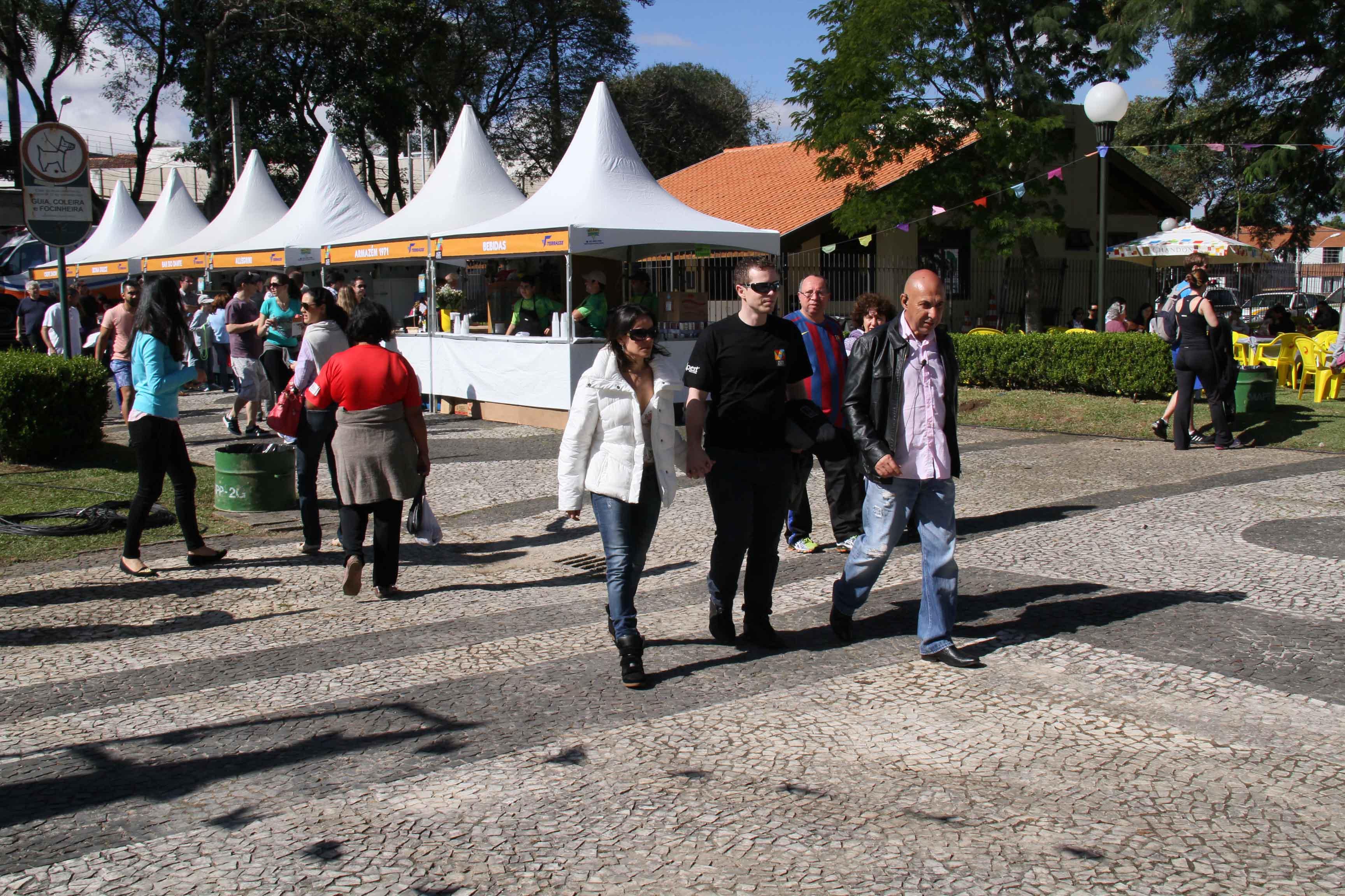 Praça Eppinghauss na pauta do vereador Bruno Pessuti - Bruno Pessuti