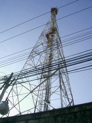 Prefeitura irá apresentar nova legislação sobre antenas de telefonia móvel apenas no próximo semestre - Bruno Pessuti
