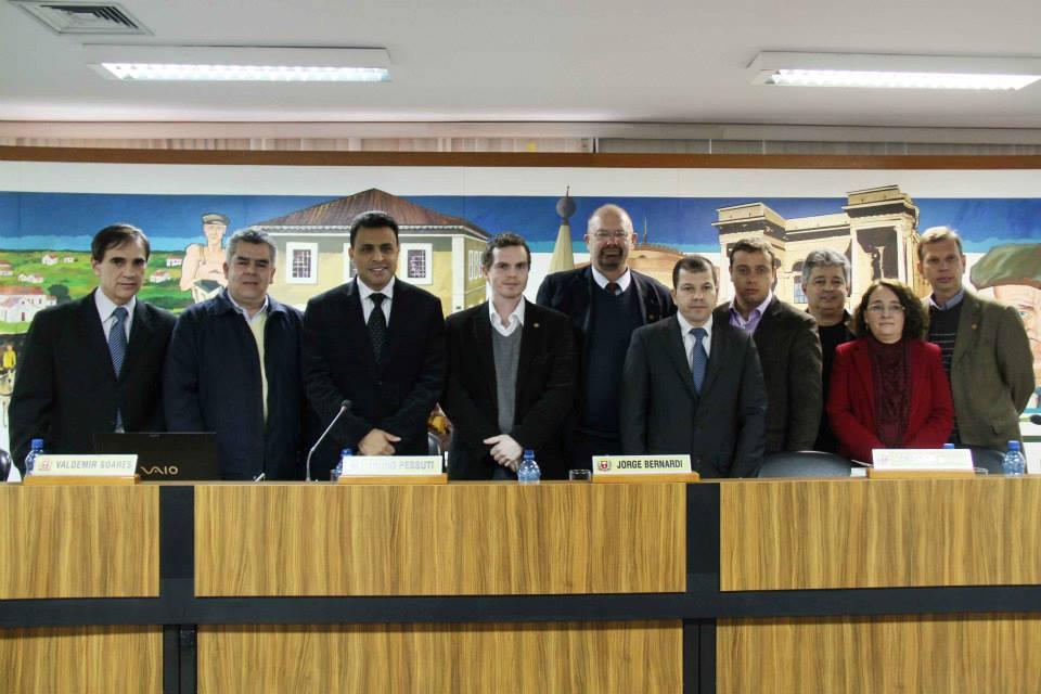 Primeira reunião da CPI do Transporte Coletivo é marcada por compromisso com transparência - Bruno Pessuti