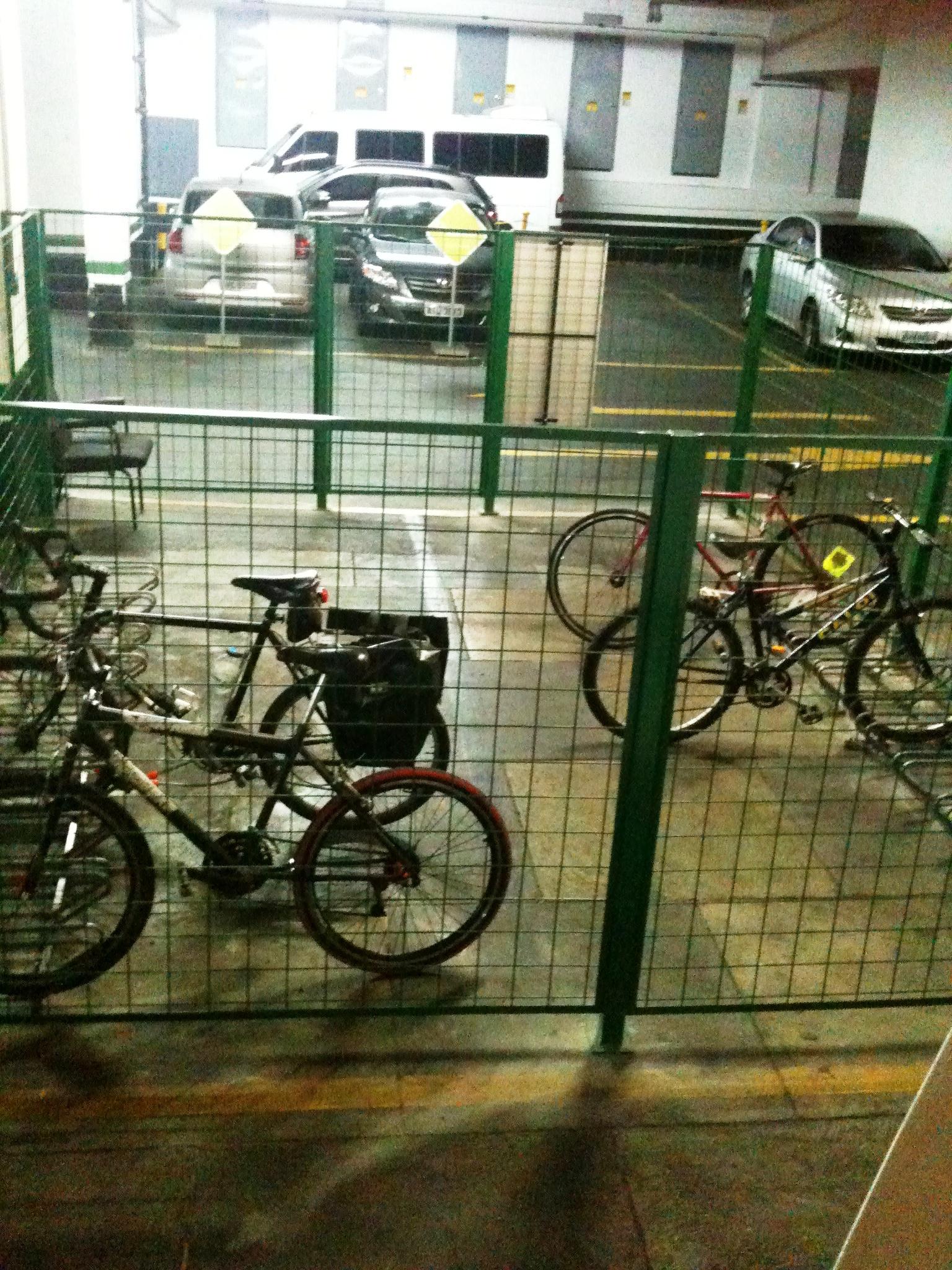 Obrigatoriedade de estacionamento para bicicletas em edifícios é aprovada  - Bruno Pessuti