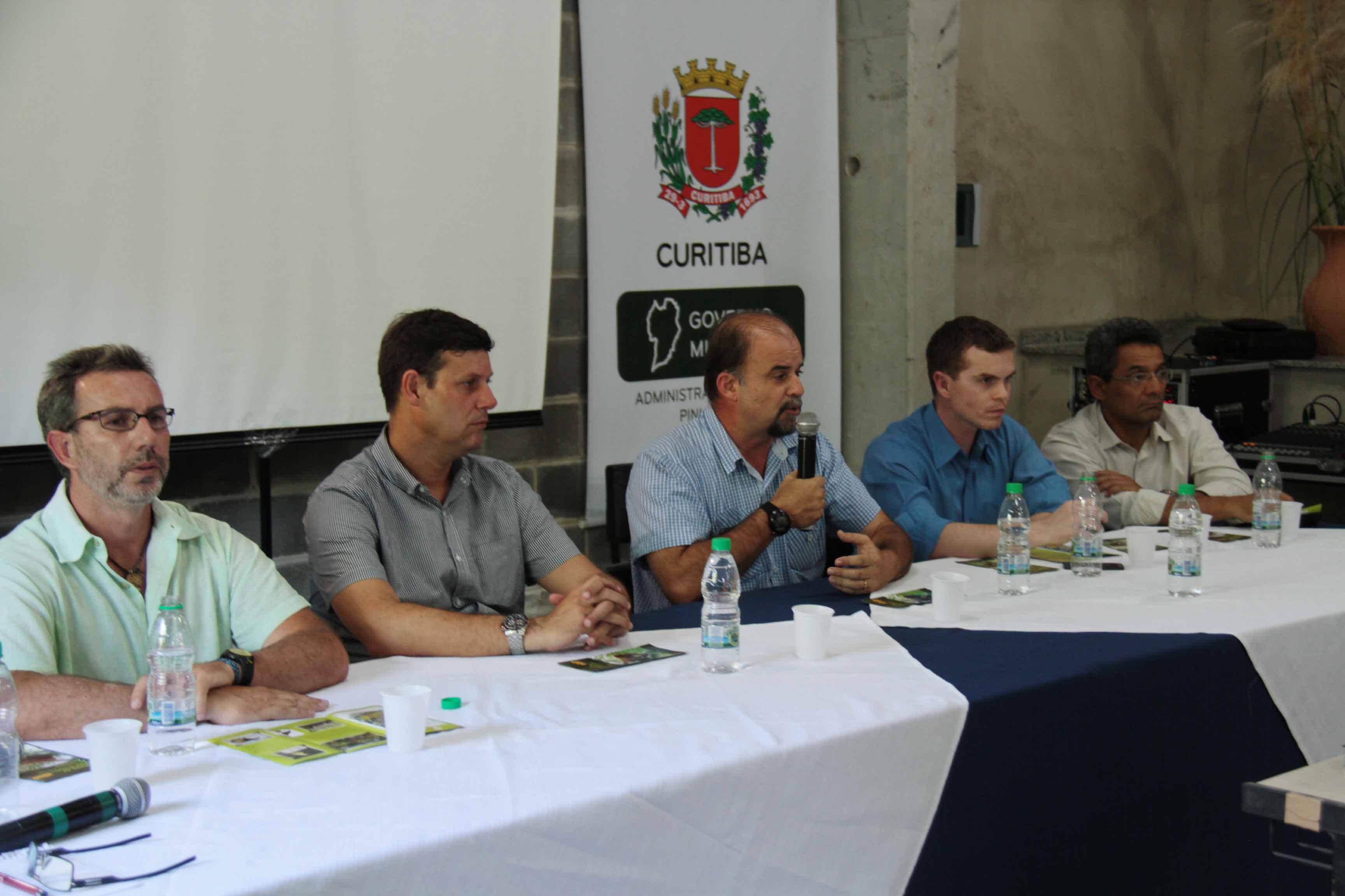 População discute nova unidade de conservação na região sul da cidade - Bruno Pessuti