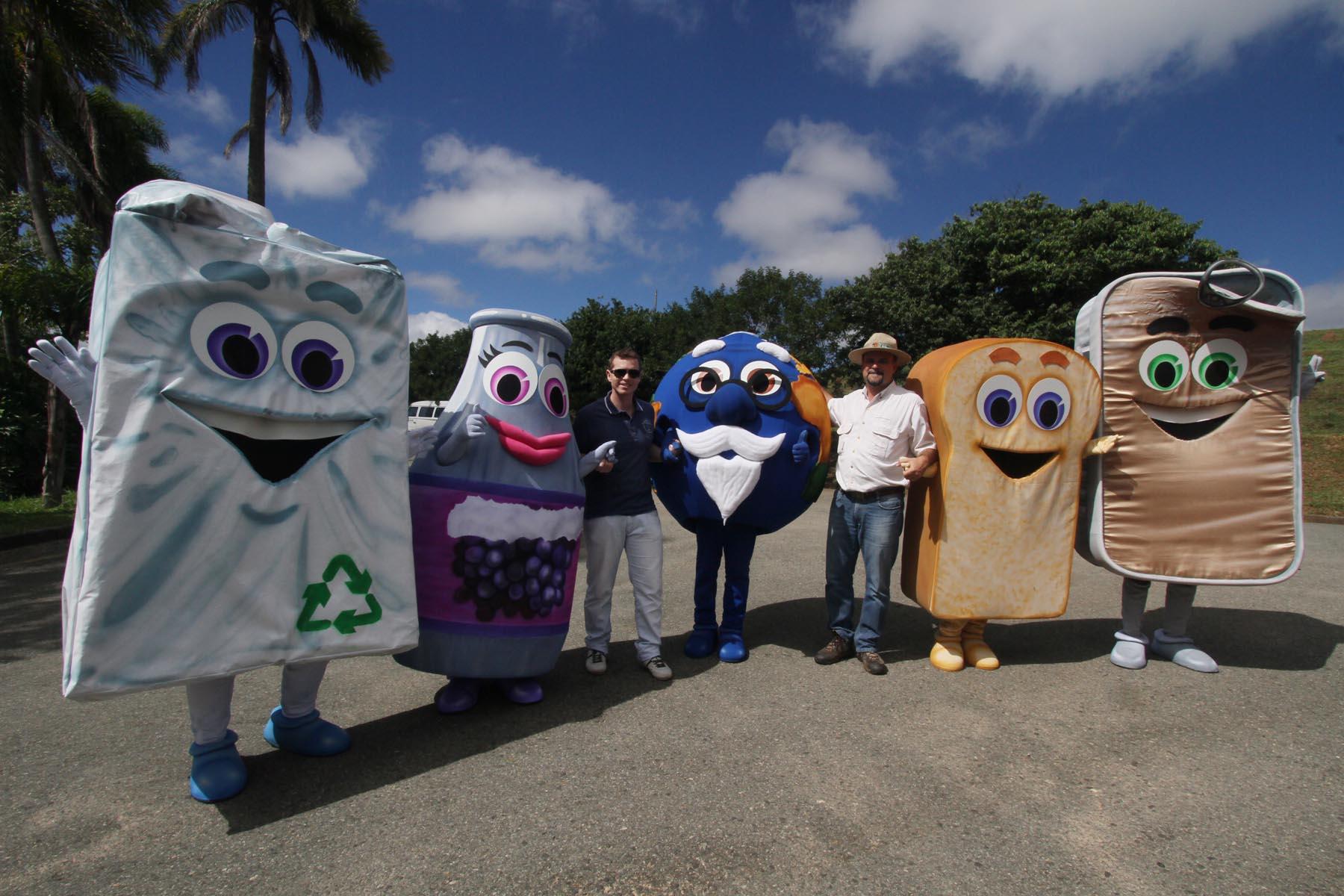 Prefeitura lança campanha para incentivar redução de lixo - Bruno Pessuti
