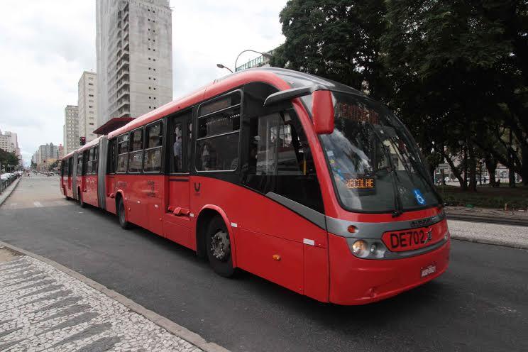 Bilhete Único em Curitiba - Bruno Pessuti