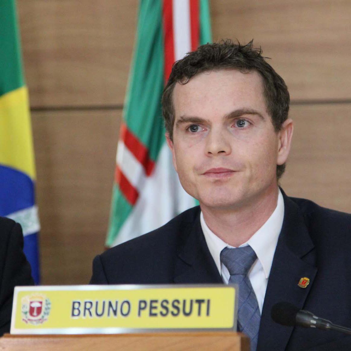 1ª Sessão Plenária de 2017 - Bruno Pessuti