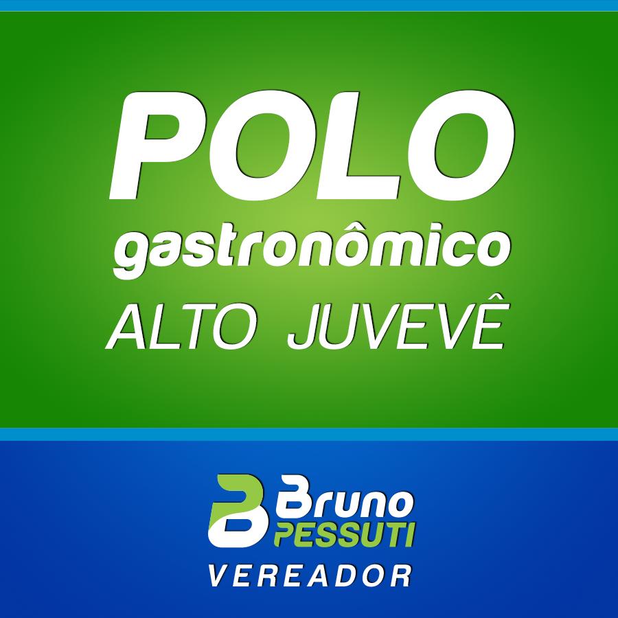 Projeto Polo Gastronômico Alto Juvevê - Bruno Pessuti