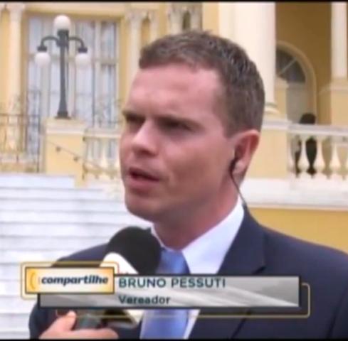 Entrevista ao Programa Compartilhe da Record News - Bruno Pessuti