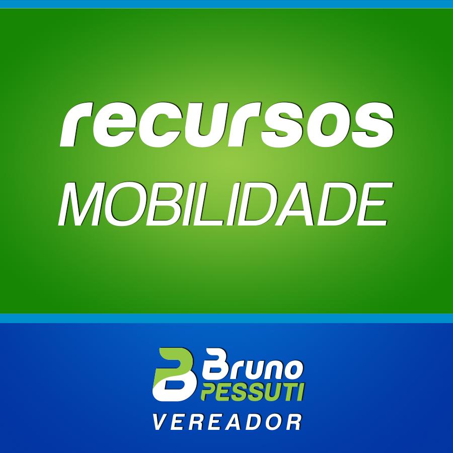 Projeto Recursos para Mobilidade - Bruno Pessuti