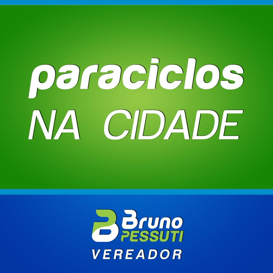 Projeto Paraciclos na cidade - Bruno Pessuti