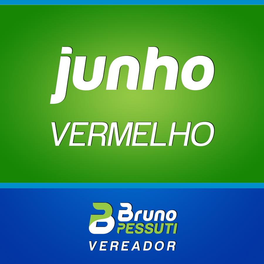 Projeto Junho Vermelho - Bruno Pessuti