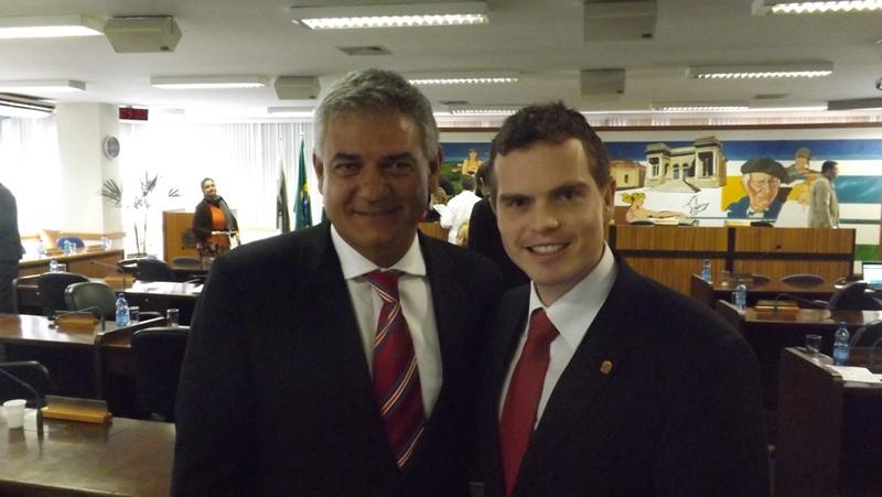 Ruas da Cidadania de Curitiba poderão receber sessões itinerantes da Câmara de Vereadores - Bruno Pessuti